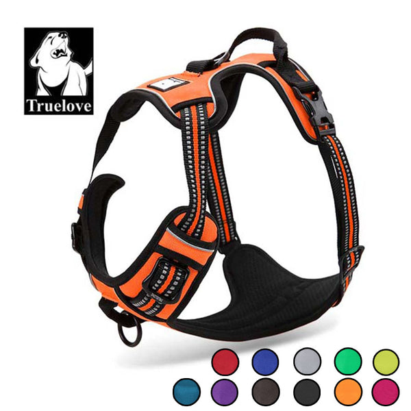Dog Harness All Weather Service - Thepetlifestyle