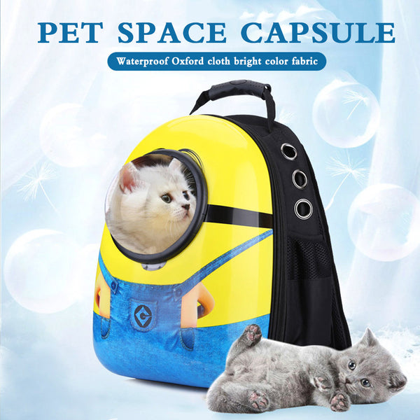 Pet Cat Dog Carrier Bag Dogs Backpack - Thepetlifestyle