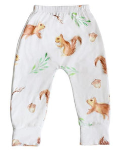 Squirrel Harem Pants