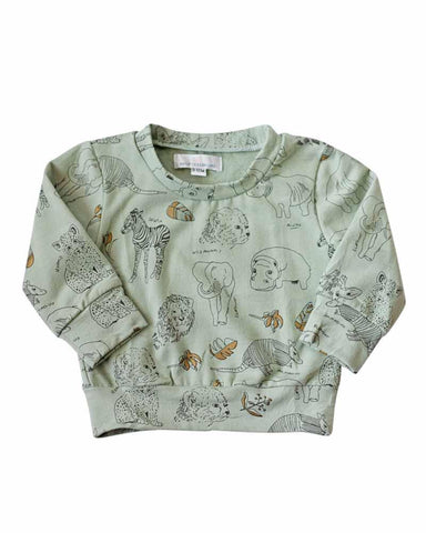 Animal Lovers Sweatshirt