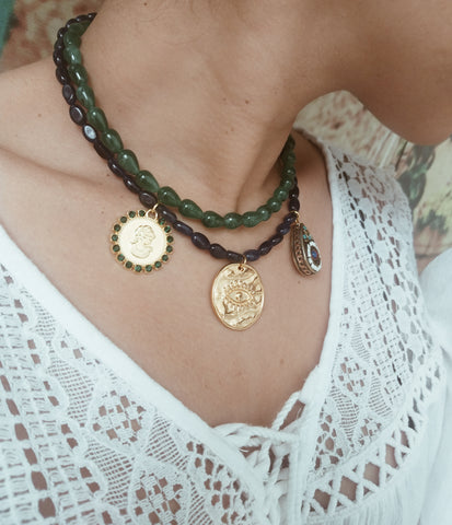 The Evriali necklace - Sofi Moukidou