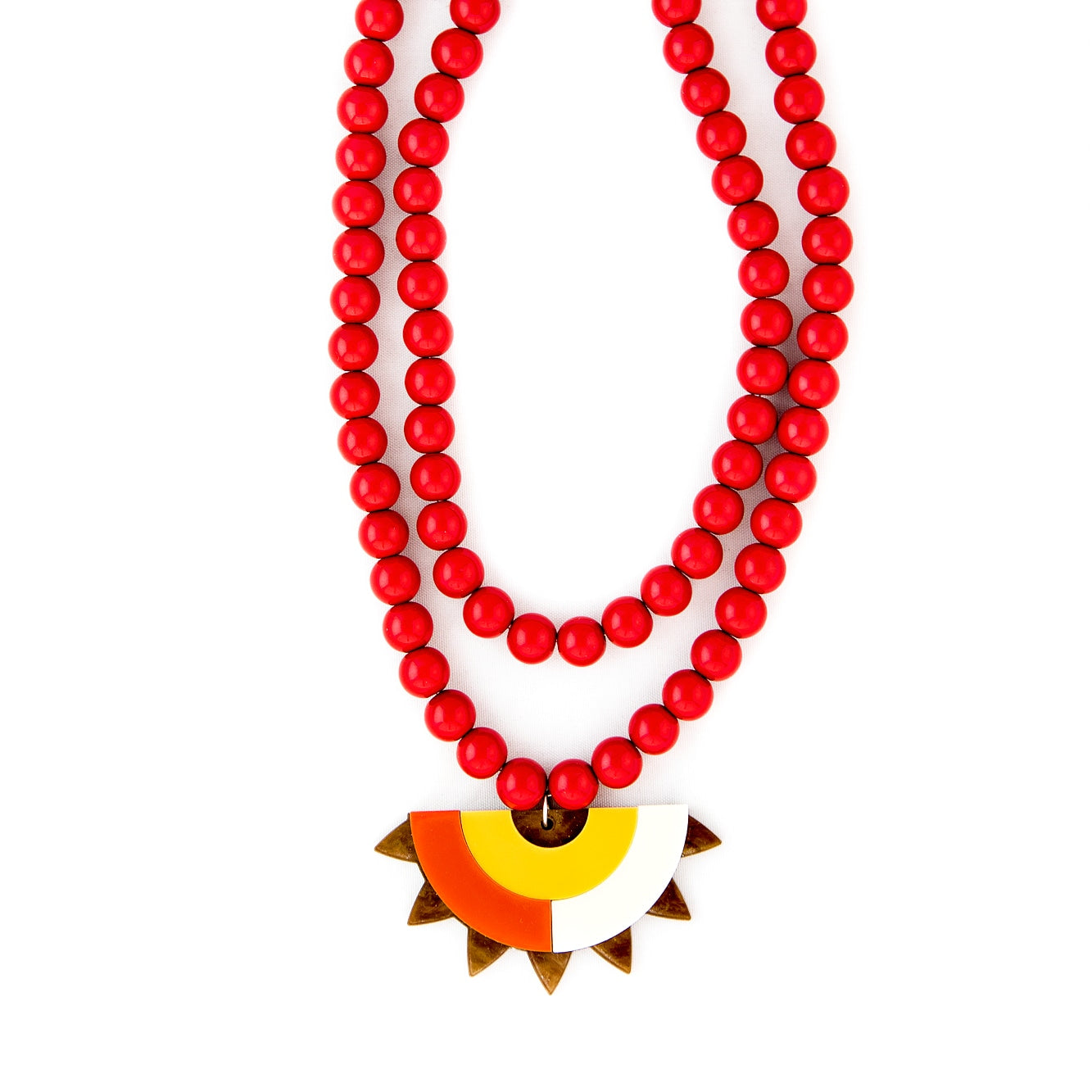 The Sunshine necklace - Sofi Moukidou