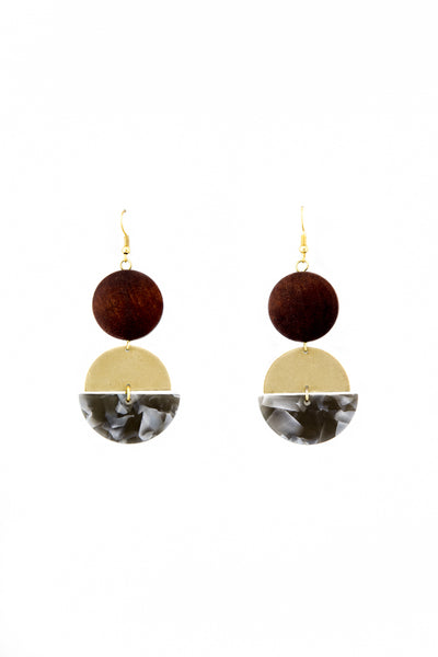 Cycling earrings - Sofi Moukidou