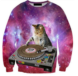 DJ Cat Shirt