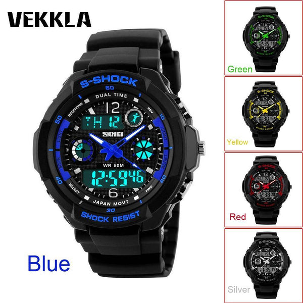 Outdoor Sport Tactical Watch