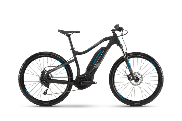 Haibike Electric Bikes & Electric Mountain Bikes