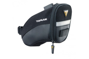 TOPEAK AERO WEDGE SADDLE BAG WITH QUICKCLICK