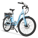 Wisper 705 SE Step-Through Electric Bike