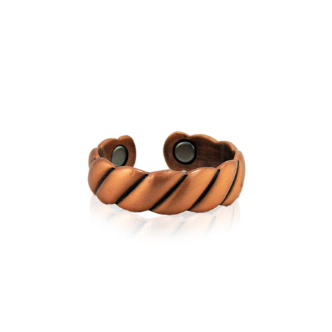New Zealand Souvenir Jewellery -Magnetic Copper Health Ring