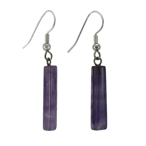 New Zealand Souvenir Jewellery - Gemstone Earring