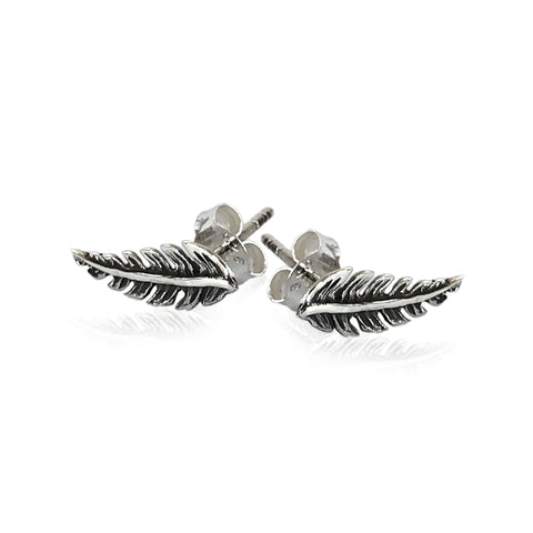 New Zealand Souvenir Jewellery - .925 Sterling Silver Earring