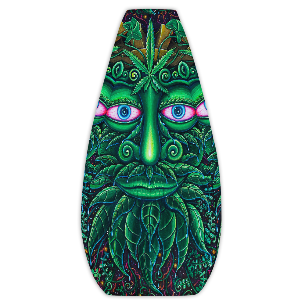 Green Man Shell
