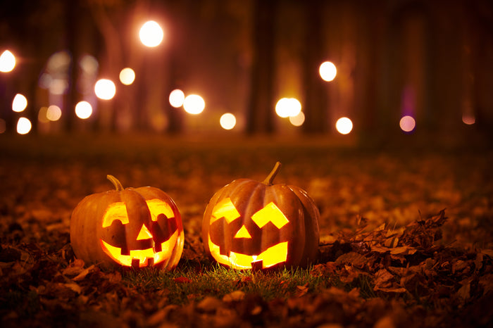 Halloween Light Safety with Dusk to Dawn, Smart Bulbs, and Solar Path Lights