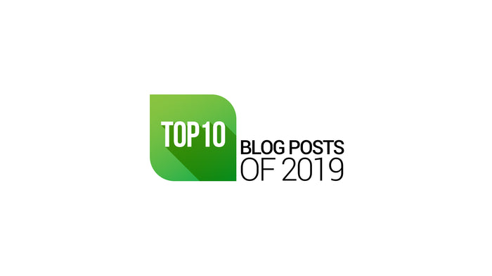 Top 10 Lighting Blog Posts of 2019