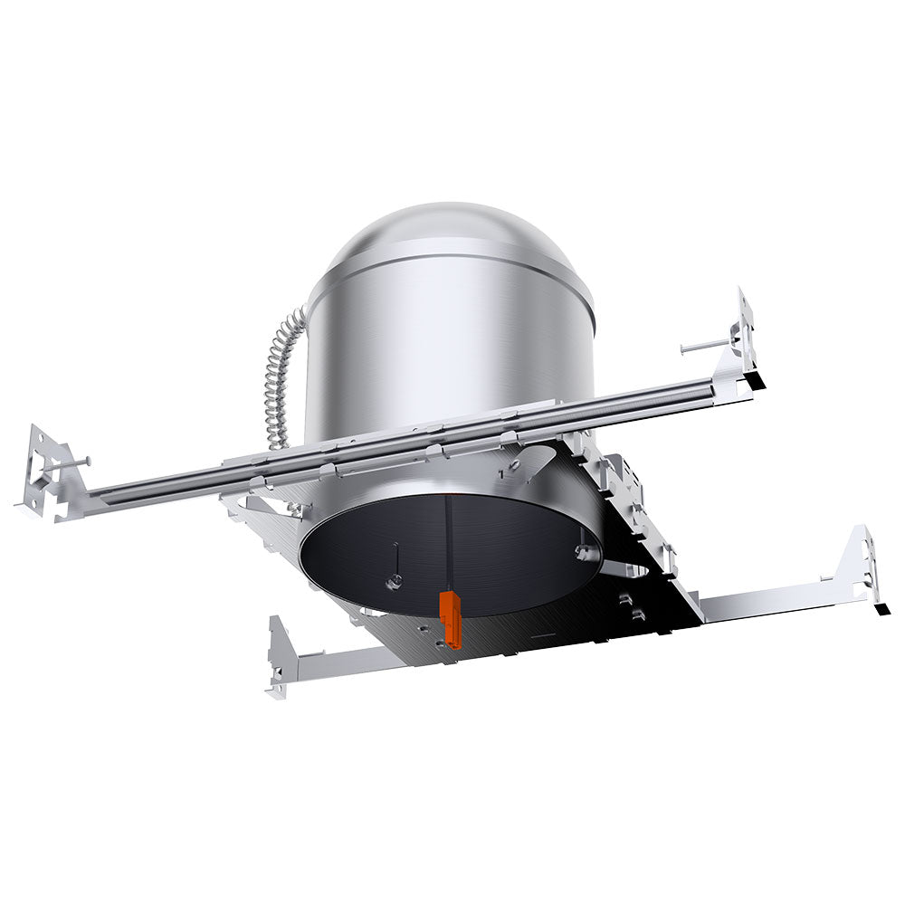 Recessed Lighting Can, 6-Inch, New Construction