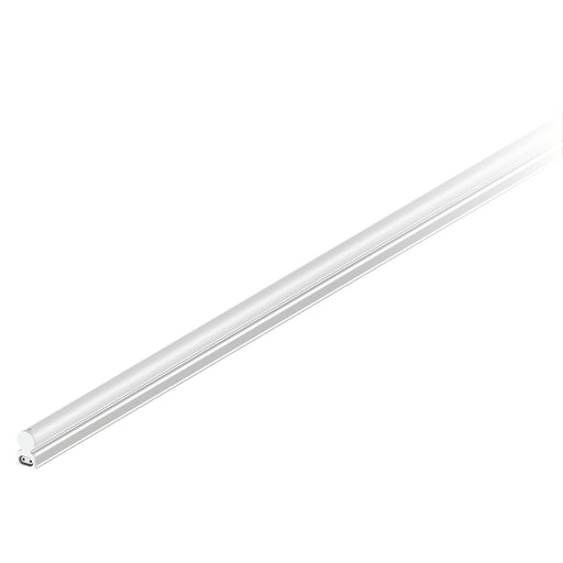 Sunco LED T5 Integrated Fixtures are LED tube lights you can install on ceiling or walls for functional or decorative lighting. The linear tube look with a frosted cover provides bright, clean lighting where you need it most. Quickly install these 4ft LED fixtures. Link up to 12 of these together. Reduce the time your maintenance team spends relamping since this light has a 50,000 hour lifetime. Great for hallways, under cabinets in kitchens or a doctor office, or in ceiling coves.