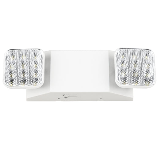 2 Head LED Emergency Light