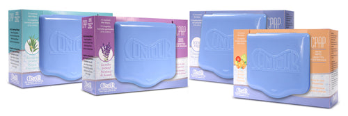 New! Contour CPAP Mask Wipes