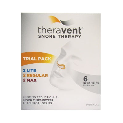 Theravent Snore Therapy Trial Pack