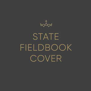 2020 Miss America State Field Book Cover
