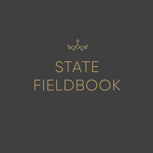 2019 Miss America State Field Book