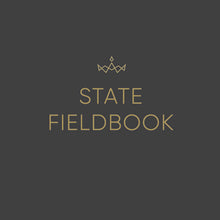 Load image into Gallery viewer, 2020 Miss America State Field Book