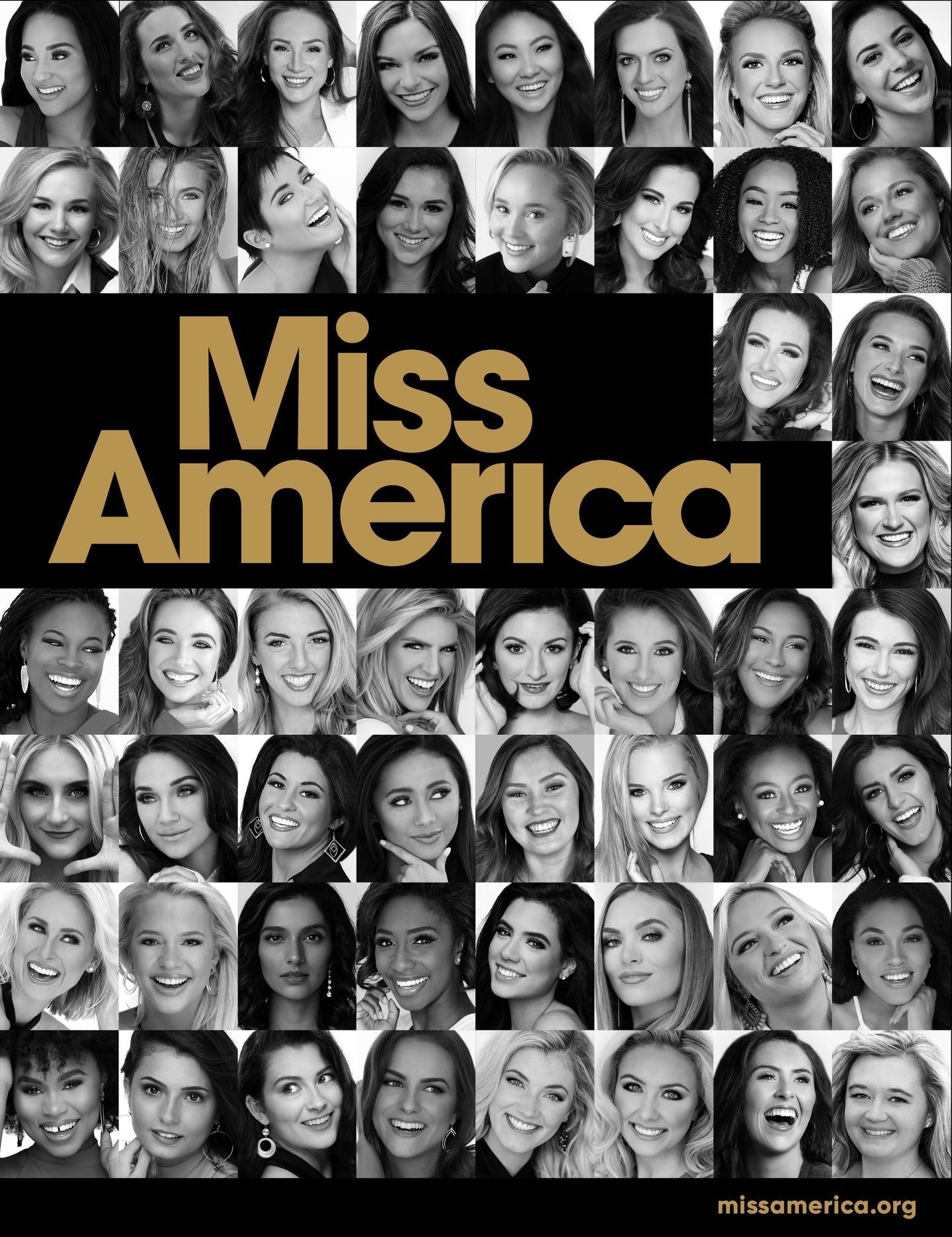 MISS AMERICA SPECIAL EDITION COMMEMORATIVE YEARBOOK - 2020