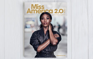 2020 MISS AMERICA COMPETITION MAGAZINE