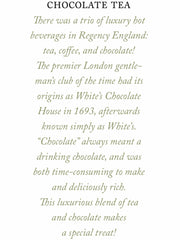 Royal Crescent Chocolate Tea