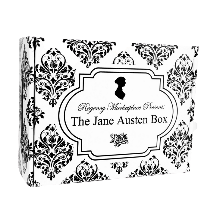 "New!  The Jane Austen Box ~ Quarterly Subscription ~ ""Autumn in Highbury"" ~ Ships Early September"
