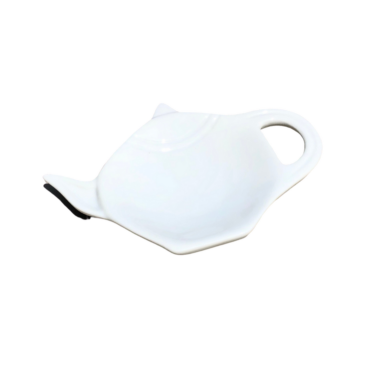 Teapot Teabag/Spoon Rest