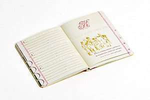 Jane Austen Address Book