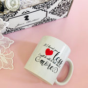 Mr Knightley's Proposal Mug