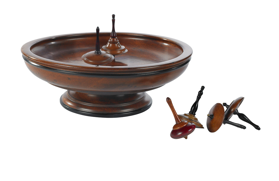 Regency Spinning Tops Table