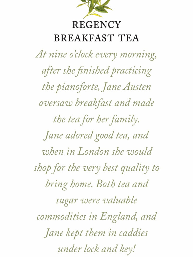 Regency Breakfast Tea