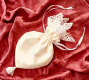 Tasseled Regency Reticule