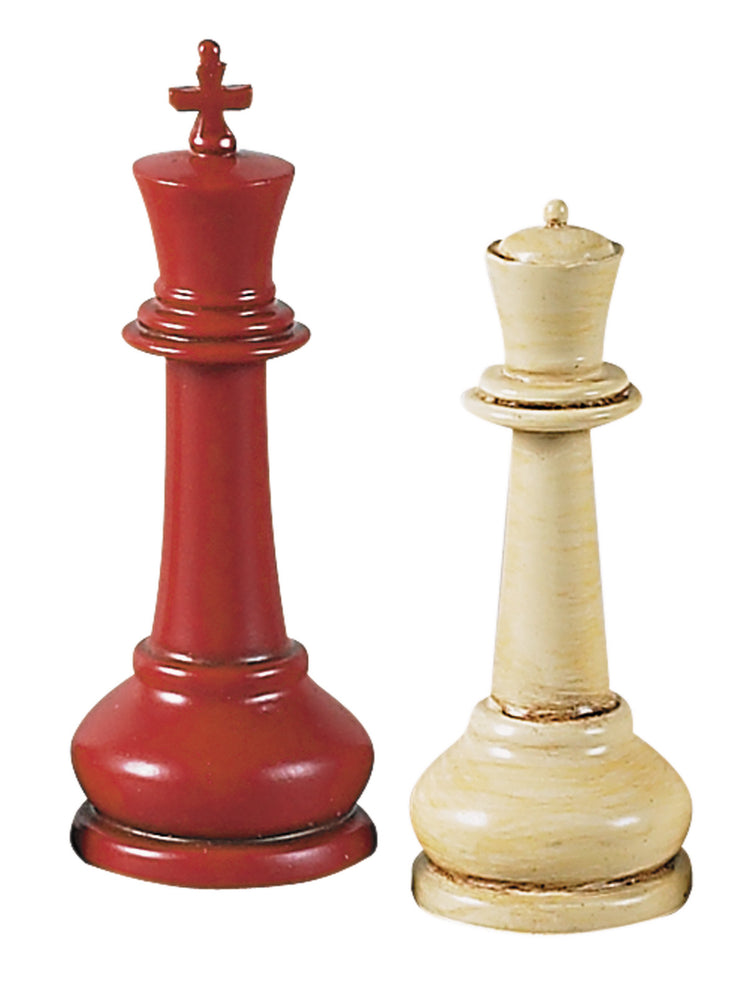 Regency Library Chess Pieces