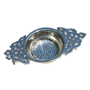 Regency Double-Handled Tea Strainer