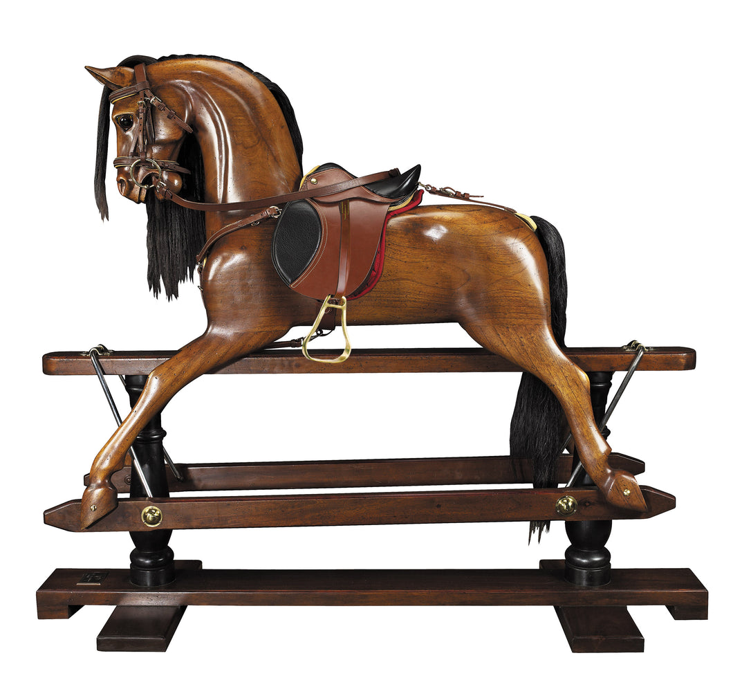 English Regency Rocking Horse