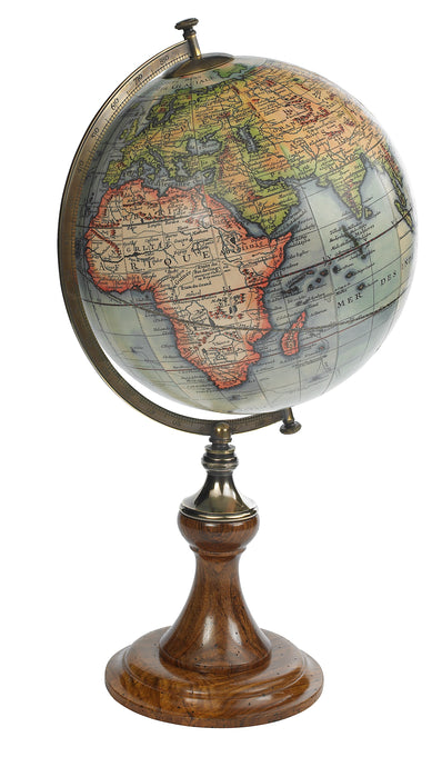 Netherfield Library Globe