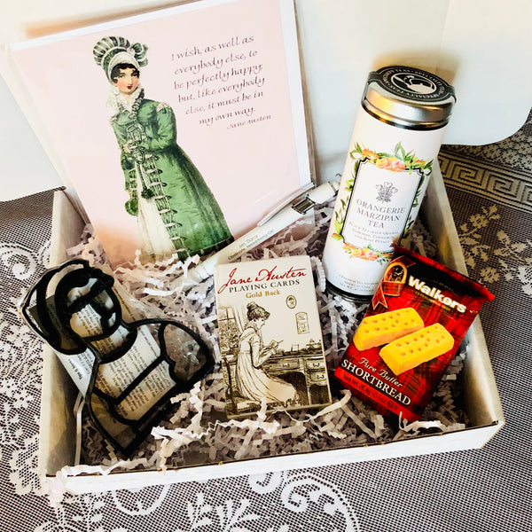 Jane Austen Care Package