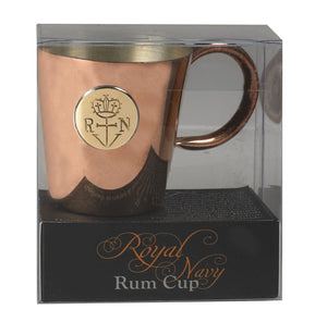 'The Year Six' Royal Navy Rum Cup