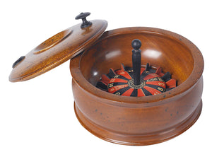 Regency Club Portable Roulette Box