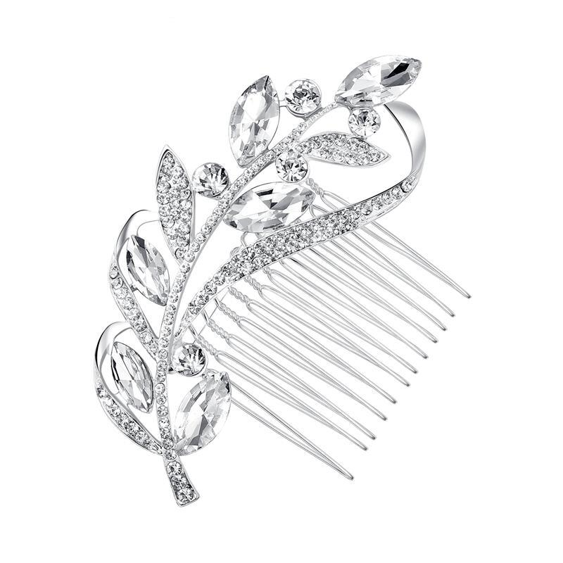 Regency Ball Crystal Haircomb