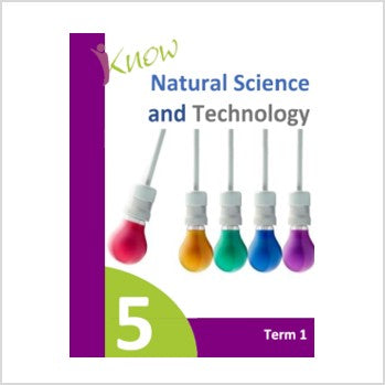 iKnow Natural Science & Technology Grade 5 Book 1 – iKnowThat