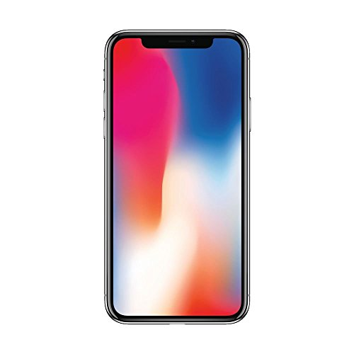 "Smartphone Apple iPhone X, A1901, AT&T, 256GB , 5.8"", Space Gray"