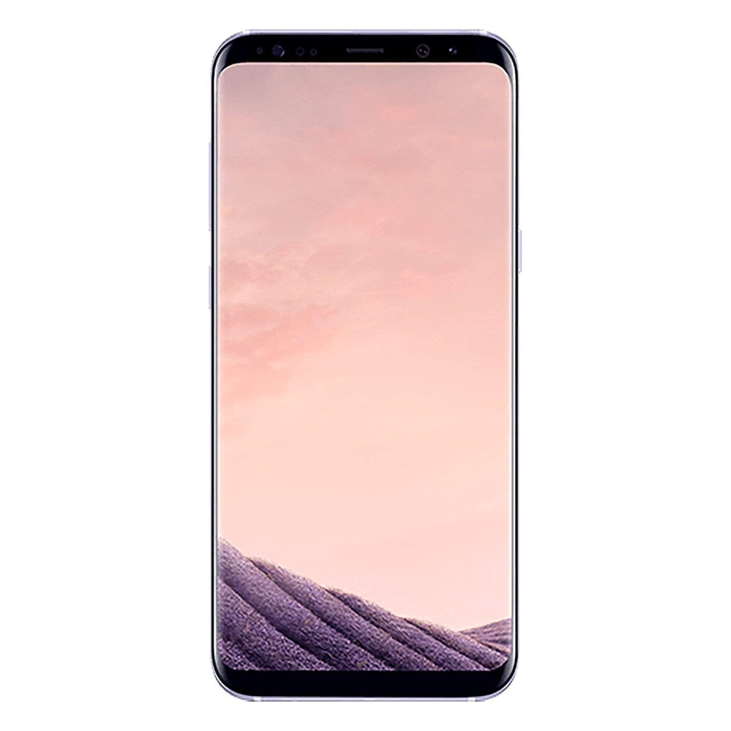 "Samsung Galaxy S8 (G950u GSM only) 5.8"" 64GB, Unlocked Smartphone for all GSM Carriers - Midnight Black"