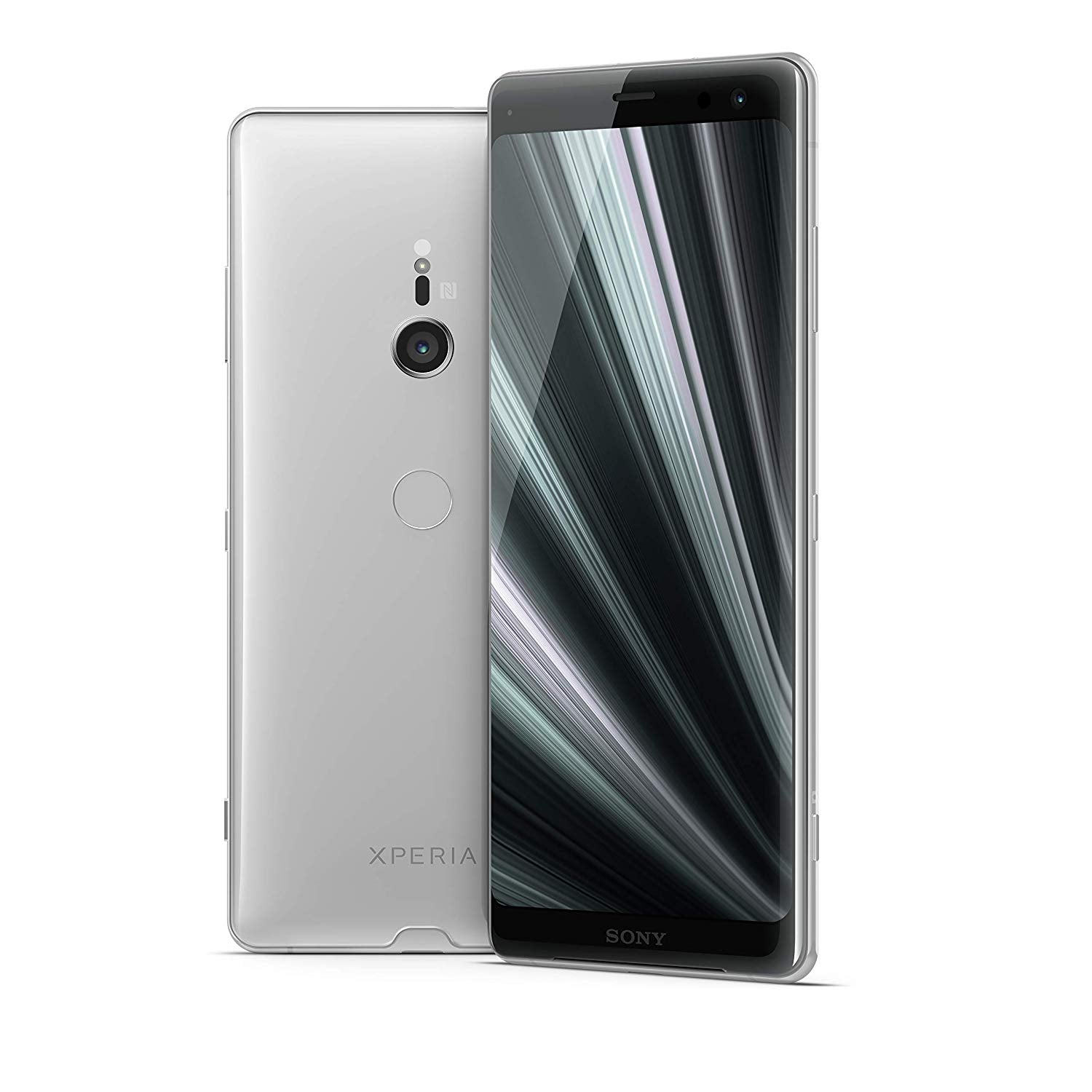 "Unlocked Smartphone Sony Xperia XZ3 , 64GB , 6.0"" OLED Screen , Black (US Warranty) [Phone ONLY Version]"