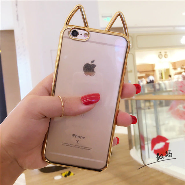ears phone case iphone 6