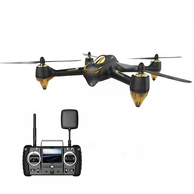 Quadcopter Helicopter RC Drone Pro 5.8G FPV Brushless With 1080P HD Camera GPS RTF Follow Me Mode